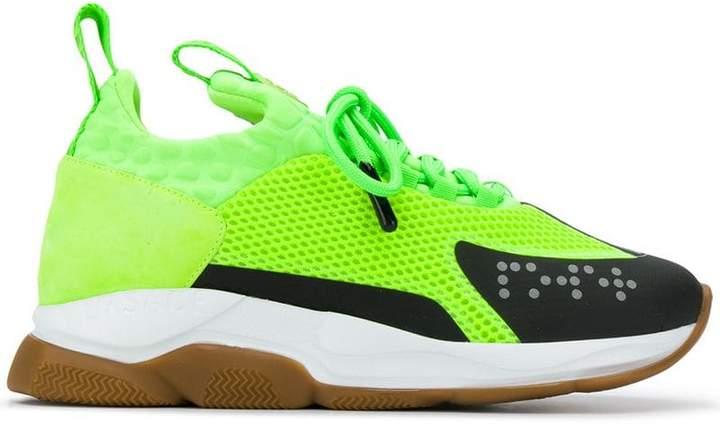 Versace Cross Chainer sneakers