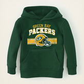 Children's Place Green Bay Packers graphic hoodie