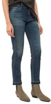 Citizens of Humanity Agnes Crop Mid Rise Slim Straight