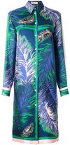 Emilio Pucci longsleeved shirt dress