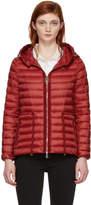 Moncler Red Raie Jacket
