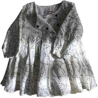 Missoni Ecru Cotton Dresses