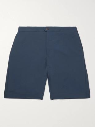 Incotex Urban Traveller Slim-Fit Tech-Twill Shorts