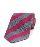Thomas Pink Sandby Stripe Woven Tie