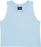 Rip Curl Tots Boys Pray For Waves Muscle Blue