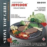 TastePadThai Joycook Stove Top Grill Excellent Barbecue