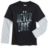 Under Armour Never Lose Graphic T-Shirt (Toddler Boys & Little Boys)