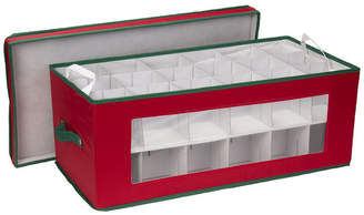 Household Essentials 36-Pc. Ornament Storage Box