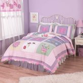 Pem America Annas Dream Twin Quilt with Pillow Sham