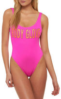 Body Glove 1989 High-Cut One-Piece Swimsuit