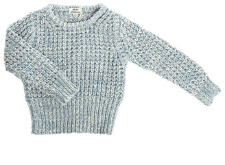 Acne Studios Mini Lia Woven Sweater