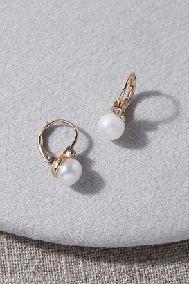Anthropologie Winstead Earrings By in Gold Size ALL