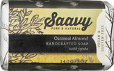 Saavy Oatmeal Almond Bar Soap