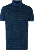 Etro striped polo shirt - men - Cotton - S