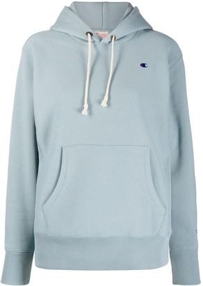 Champion C Logo Reverse Weave hoodie