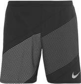 Nike Running - Printed Shell Shorts