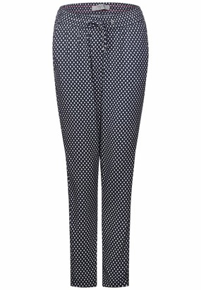 Cecil womens 372097 Tapered Trousers