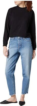 Jag Jeans Luna Mom Jeans (Soho Blue) Women's Jeans