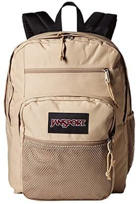 JanSport Big Campus (Field Tan) Backpack Bags