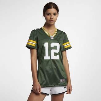 Nike Women's Football Jersey NFL Green Bay Packers Limited Classic (Aaron Rodgers)