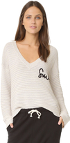 Wildfox Couture Smile Sweater