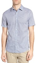 Gant Men's Town Fit G Print Sport Shirt