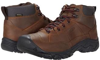 Keen Targhee III Waterproof Chukka (Black/Raven) Men's Shoes