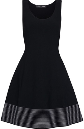 Proenza Schouler Flared Ponte Dress