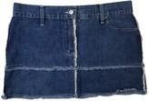 Jean Paul Gaultier Blue Denim - Jeans Skirt for Women Vintage