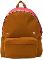 Eastpak contrast panel backpack