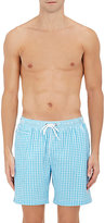Trunks MEN'S VOLLEY GINGHAM SWIM