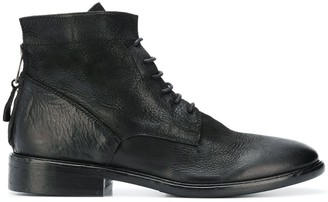 Strategia lace-up ankle boots