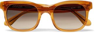Ahnah Achi Square-Frame Bio-Acetate Sunglasses