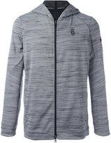 Nike zipped hoodie - men - Polyester - S