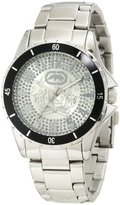 Ecko Unlimited Rhino by Women's E8M040MV Bold Graphic Detailed Watch