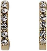 Pilgrim Liberty Gold Plated White Earrings