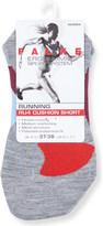 Falke Ergonomic Sport System Ladies Grey Breathable Ru4 Cushioned Cotton-Blend Short Socks