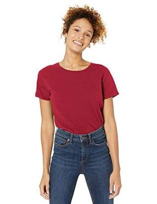 Goodthreads Vintage Cotton Roll-sleeve Open Crew T-shirtUS L (EU L - XL)