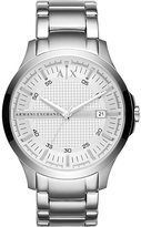 Armani Exchange Ax2177 hampton stainless steel watch