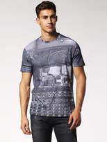 Diesel DieselTM T-Shirts 0IAMA - Blue - M