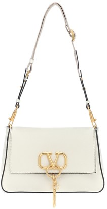 Valentino VRING Small leather shoulder bag