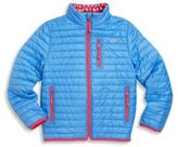 Vineyard Vines Toddler's, Little Girl's & Girl's Quilted Jacket