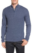 Zachary Prell Men's Higgins Quarter Zip Sweater
