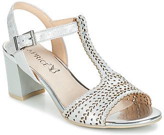 Caprice NEPHTUS women's Sandals in Silver
