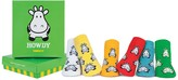 Trumpette Howdy Cow Sock Set - Pack of 6 (Baby)