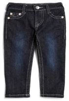 True Religion Infant's Geno Relaxed Slim-Fit Jeans