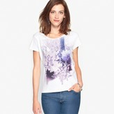 Anne Weyburn Combed Cotton T-Shirt
