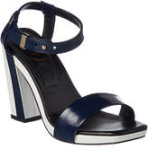 Roger Vivier Leather Sandal