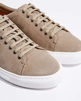 Jigsaw Campbell Suede Trainers