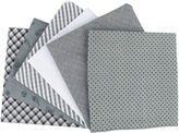 COLLECTION Collection by Michael Strahan 6-pk. Cotton Handkerchief Set